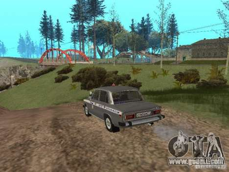 VAZ 21063 Academic for GTA San Andreas right view