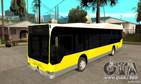 Mercedes-Benz Citaro LE for GTA San Andreas