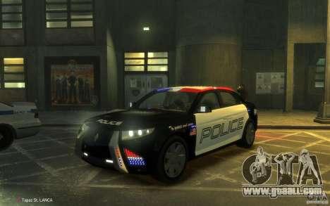 Carbon Motors E7 for GTA 4