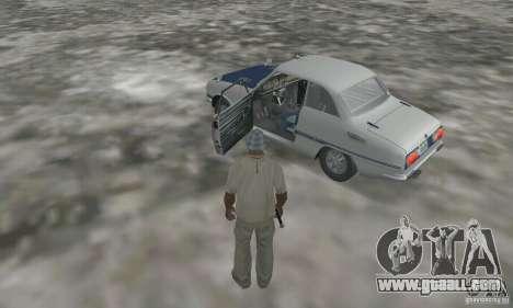 Isuzu Bellett GT-R for GTA San Andreas back view