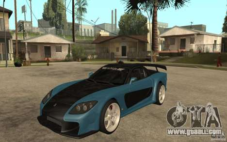 Mazda RX 7 VeilSide for GTA San Andreas