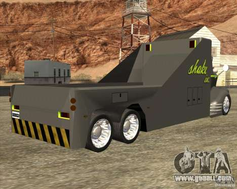 1946 COE Chevy SHAKE Inc for GTA San Andreas back left view