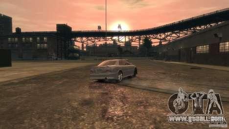 Toyota Chaser 2.5 Tourer V for GTA 4 side view