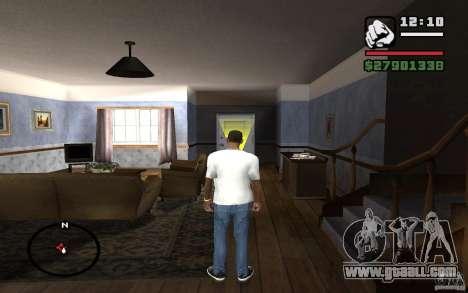 Skinny jeans for GTA San Andreas third screenshot