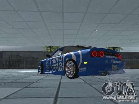 Nissan RPS13 Drift Spec for GTA San Andreas back left view