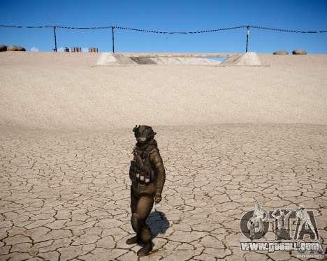 MW2 Phoenix Paratroopers for GTA 4 fifth screenshot
