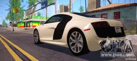 ENBSeries for SA-MP for GTA San Andreas fifth screenshot