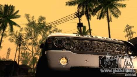 ENBSeries by dyu6 v2.0 for GTA San Andreas
