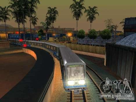 New Train Signal for GTA San Andreas forth screenshot