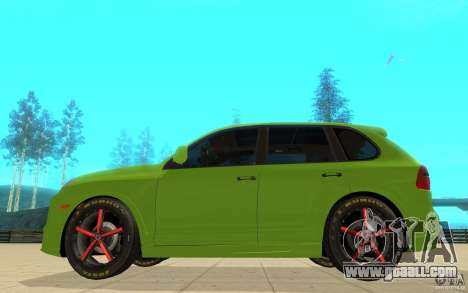 Wild Upgraded Your Cars (v1.0.0) for GTA San Andreas ninth screenshot
