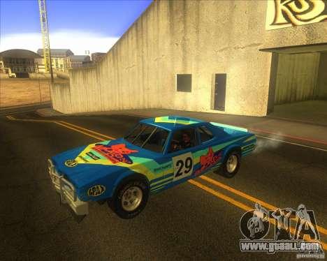 Jupiter Eagleray MK5 for GTA San Andreas right view