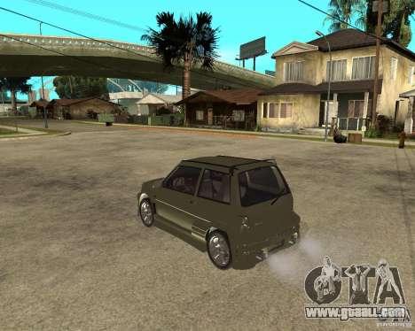 OKA 1111 Z.V.E.R. Tuning for GTA San Andreas left view