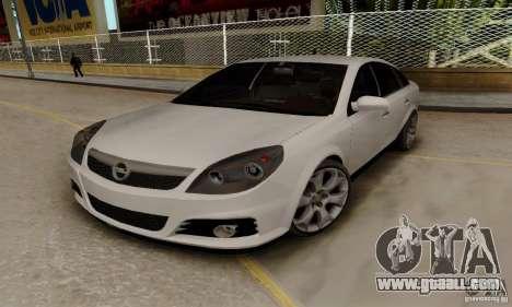 Opel Vectra C 2005 for GTA San Andreas