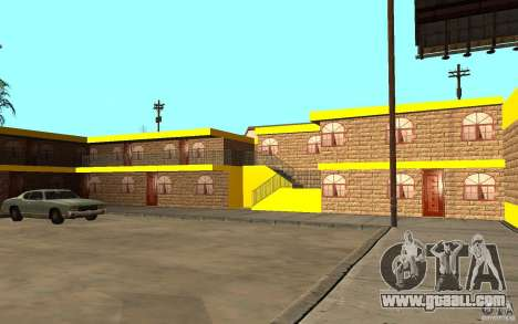 The Store Euroset for GTA San Andreas second screenshot