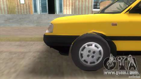 FSO Polonez Atu for GTA Vice City right view