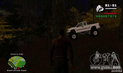 Crossing v1.0 for GTA San Andreas sixth screenshot