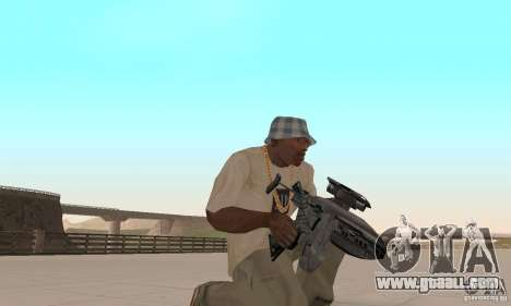 Pack weapons of Star Wars for GTA San Andreas second screenshot