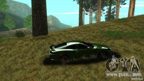 ENBSeries by dyu6 v2.0 for GTA San Andreas fifth screenshot