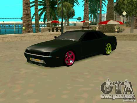 New Elegy for GTA San Andreas