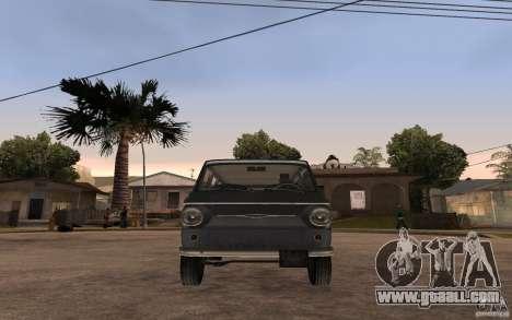 ZAZ 970 for GTA San Andreas