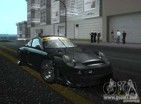 Porsche 911 GT3 RSR RWB for GTA San Andreas