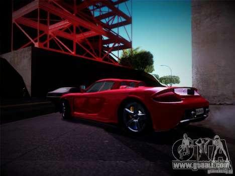 Realistic Graphics 2012 for GTA San Andreas third screenshot