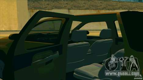 Chevrolet Avalanche 2011 for GTA San Andreas right view