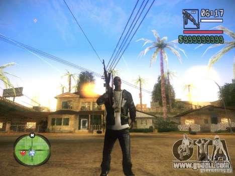 New ENBSEries 2011 v3 for GTA San Andreas sixth screenshot