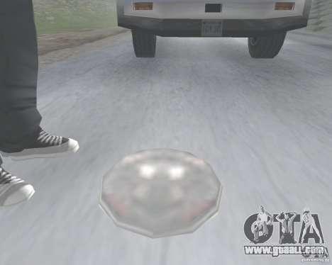 Mina v1.0 for GTA San Andreas second screenshot