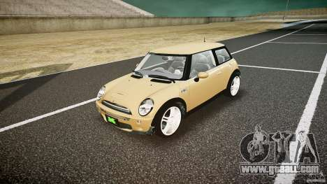 Mini Cooper S for GTA 4