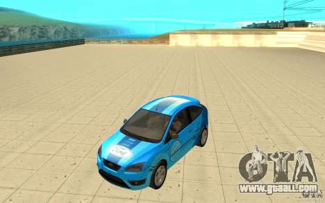 Ford Focus-Grip for GTA San Andreas inner view