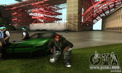 iPrend ENBSeries v1.3 Final for GTA San Andreas sixth screenshot