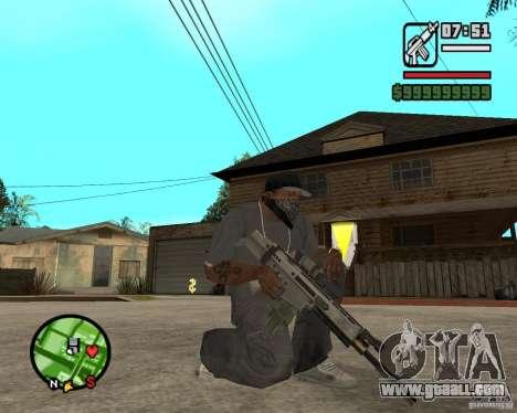 ARC applications for GTA San Andreas second screenshot