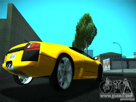 ENBSeries by GaTa for GTA San Andreas second screenshot