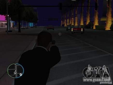 Close aim for GTA San Andreas second screenshot