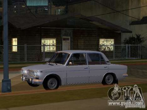 VAZ 2103 Low Classic for GTA San Andreas inner view