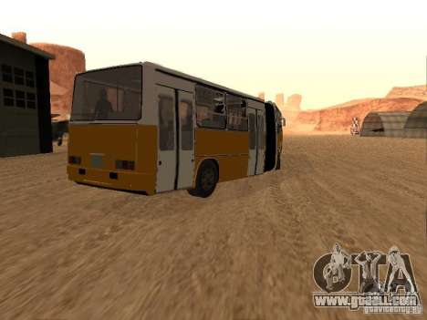 IKARUS 280.46 for GTA San Andreas right view