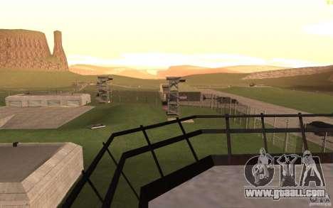 New desert for GTA San Andreas ninth screenshot