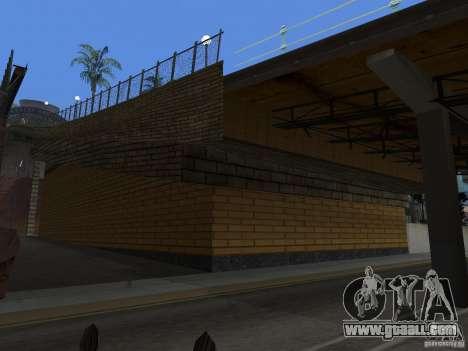 New Beach texture v2.0 for GTA San Andreas ninth screenshot