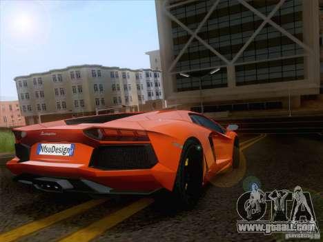 Realistic Graphics HD 5.0 Final for GTA San Andreas third screenshot