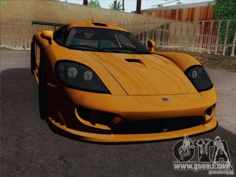 Saleen S7 Twin Turbo Competition Custom for GTA San Andreas side view