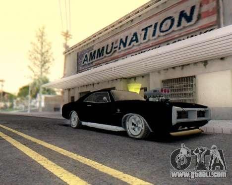 Real World ENBSeries v5.0 Final for GTA San Andreas sixth screenshot