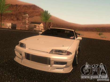 Nissan Skyline GTS R32 JDM for GTA San Andreas
