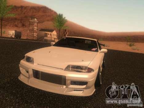 Nissan Skyline GTS R32 JDM for GTA San Andreas