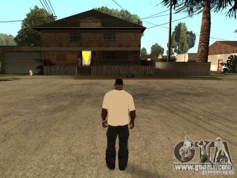 Mike Svoboda for GTA San Andreas second screenshot