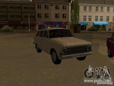 IZH-2125 408 for GTA San Andreas