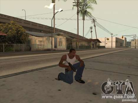New Domestic Weapons Pack for GTA San Andreas forth screenshot