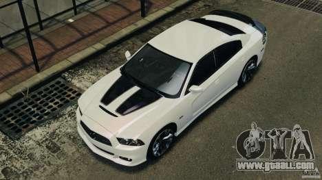 Dodge Charger SRT8 2012 v2.0 for GTA 4