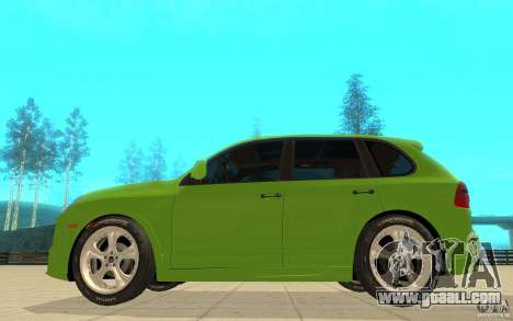 Wild Upgraded Your Cars (v1.0.0) for GTA San Andreas eighth screenshot