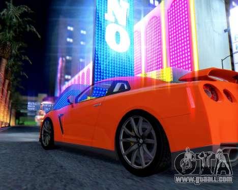 Real World ENBSeries v5.0 Final for GTA San Andreas forth screenshot